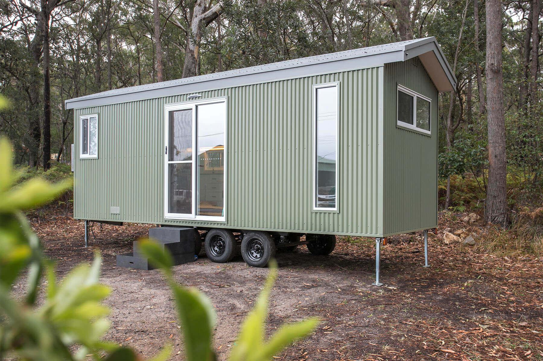 Eco Tiny Home