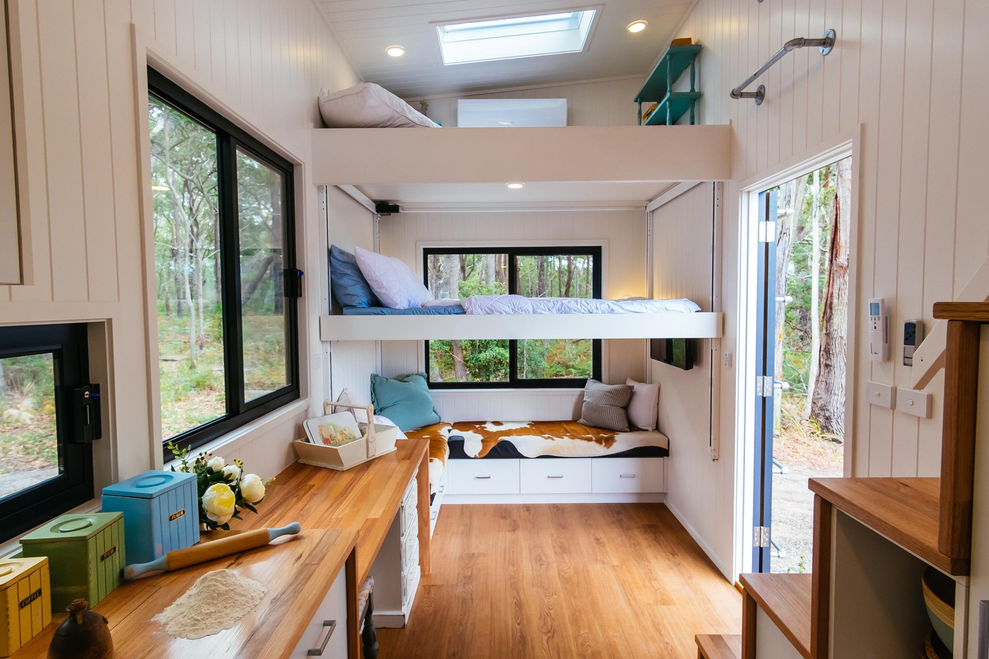 Eco Tiny Home Interior